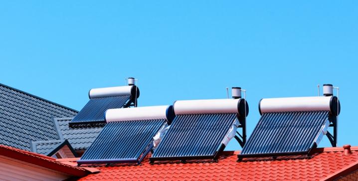 ¿Cómo se produce la energía solar térmica?