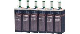 Baterías OPzS o GEL estacionarias