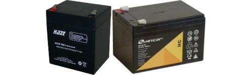Baterías monoblock AGM de poca capacidad