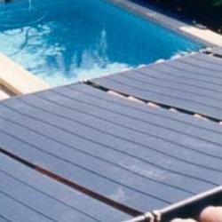 Paneles solares térmicos para piscina